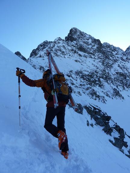 Vysokohorská turistika, horolezectvo a skialpinizmus