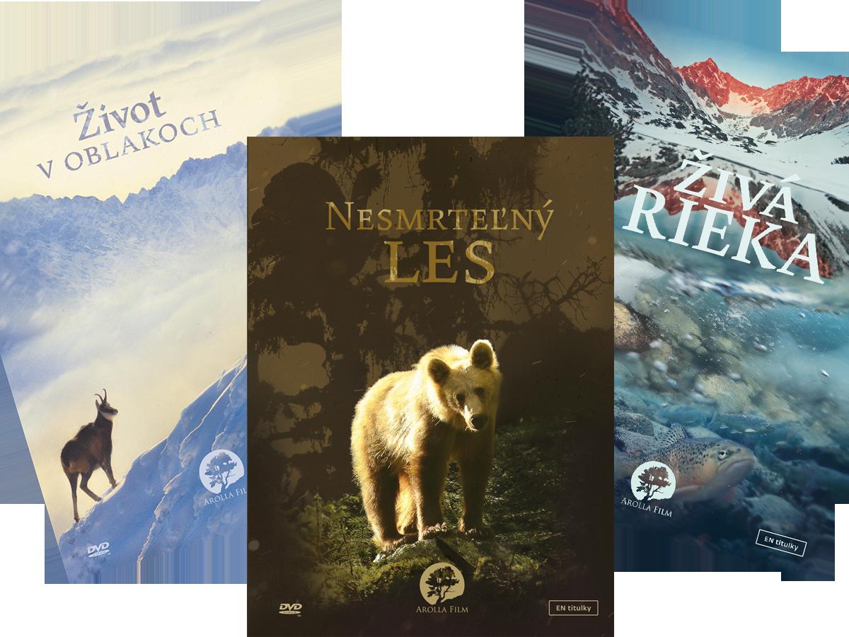 Trilógia Tajomné Karpaty